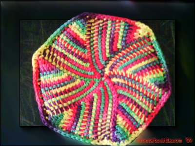 Crochet Pattern Holiday Dishcloth Set PB166 - Kindle